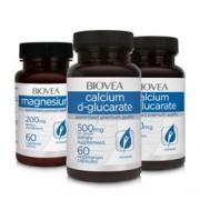 CALCIUM D-GLUCARATE & MAGNESIUM Tablets VALUE PACK