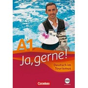 Anita Grunwald Ja, gerne! A1 (Incluye CD) (Cornelsen)