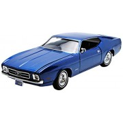 FORD MUSTANG SPORTSROOF 1971 1:24 DIE-CAST