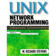 UNIX Network Programming: v. 2 by W. Richard Stevens
