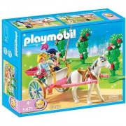 Playmobil Princess with Horse Carriage