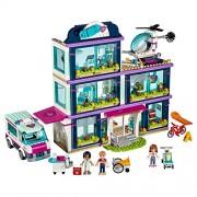 LEGO Friends Heartlake Hospital 41318 Building Kit (871 Piece)