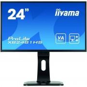 Monitor LED Iiyama Prolite XB2481HS-B1 23.6 inch 6ms Black
