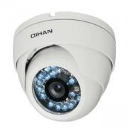 Kуполна камера AHD, вандалоустойчива, 1/2.9 Sony Exmor CMOS, 2.0MP, 1080P, 3.6mm, IR-20, QH-4126SC-N