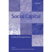Social Capital by Stephen Baron