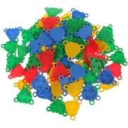 Magideal Kids Fun Play Building Blocks Hundred Variation Splicing Intelligence Toy
