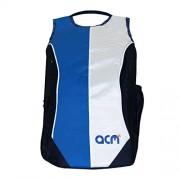 """Acm Premium Laptop Backpack Padded Bag for Asus X Series X540la-Xx538d 15.6"""" Laptop Blue"""