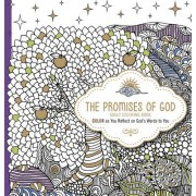 The Promises of God Adult Coloring Book by Passio