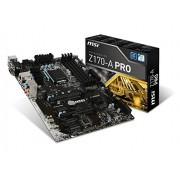 MSI Z170-A PRO lGA1151 64GB max : aTX