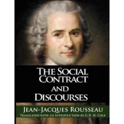 The Social Contract and Discourses by Jean Jacques Rousseau