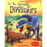 See Inside: The World Of Dinosaurs