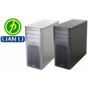 Lian-Li PC-10NB - Midi-Tower Schwarz
