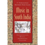 Music in South India by Tanjore Viswanathan