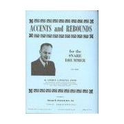 ALFRED PUBLISHING Accents and Rebounds - for Snare Drummer von G. L. Stone