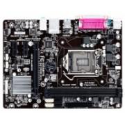 Tarjeta Madre Gigabyte micro ATX GA-H81M-DS2, S-1150, Intel H81, USB 2.0/3.0, 16GB DDR3, para Intel