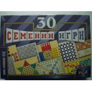 "Детска занимателна игра ""30 семейни игри"" от Play Land"