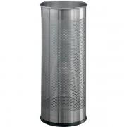 Portaombrelli in metallo traforato Durable - argento -