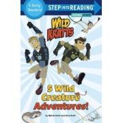 Wild Kratts Step Into Reading Bind-Up (Wild Kratts)