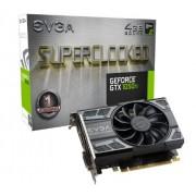 VC, EVGA GTX 1050Ti SC GAMING, 4GB GDDR5, 128bit, PCI-E 3.0 (04G-P4-6253-KR)