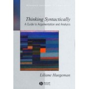 Thinking Syntactically by Liliane Haegeman