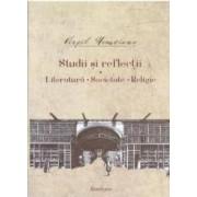 Studii si reflectii. Literatura. Societate. Religie - Virgil Nemoianu