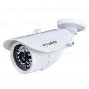 CAM, QIHAN QH-3231HC-N, AHD камера, водоустойчива, 1/4'' HD CMOS, 1.0MP, 720P, 3.6мм, IR 20м