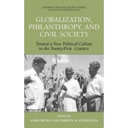 Globalization, Philanthropy, and Civil Society by Soma Hewa