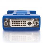 C2G DVI-A / HD15 VGA Adapter DVI-A HD15 M Blue cable interface/gender adapter