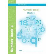Number: Book 4 by Andrew Parker