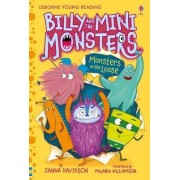 Billy and the Mini Monsters Monsters on the Loose by Zanna Davidson