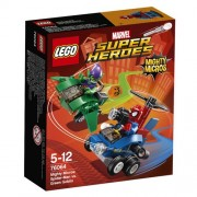 LEGO Super Heroes - Set Mighty Micros: Spider-Man vs. Duende Verde, multicolor (76064)