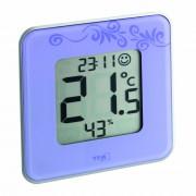 Termometru si Higrometru digital de camera STYLE mov TFA 30.5021.11