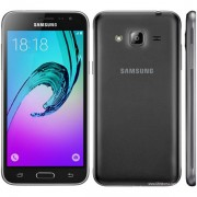 Smartphone Samsung Galaxy J3 8GB DS Black, ram 1.5 GB, 5 inch, android 5.1.1 Lollipop