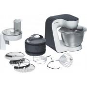 Кухненски робот Bosch MUM52110, мощност 700 W, обем купа 3.9 л