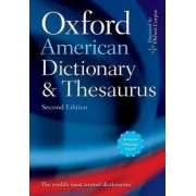 Oxford American Dictionary & Thesaurus by Oxford Dictionaries