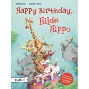Happy Birthday, Hilde Hippo, m. Audio-CD