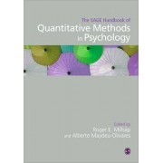 The Sage Handbook of Quantitative Methods in Psychology by Alberto Maydeu-Olivares