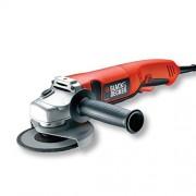 Black & Decker KG1200 - Amoladora angular (230V) Gris, Rojo