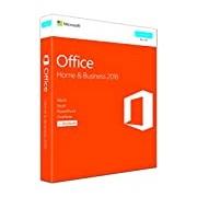 Microsoft Office 2016 - Home & Business (Windows) [1 dispositivo / versione perpetua]