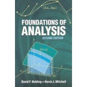 Foundations of Analysis by David F. Belding