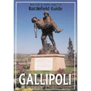 Major and Mrs.Holt's Battlefield Guide to Gallipoli by Tonie Holt