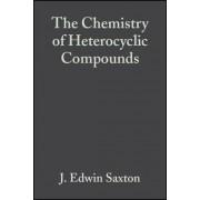 The Monoterpenoid Indole Alkaloids: pt4 by J. Edwin Saxton