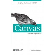 Canvas Pocket Reference by David Flanagan