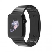 APPLE 38MM SPACE BLACK STAINLESS STEEL CASE WITH SPACE BLACK STAINLESS STEEL LINK BRACELET