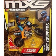 Mxs Motocross Team Dirt Grippers #6 Series 1 (2013) with Sound Effects (Real Engine Sounds and Working Suspension)