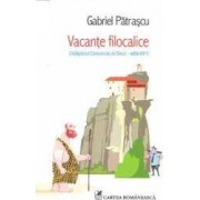 Vacante filocalice - Gabriel Patrascu