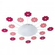VIKI 1 wand-en plafondlamp by Eglo 92147
