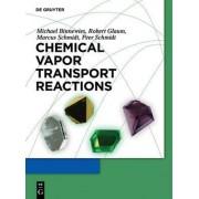 Chemical Vapor Transport Reactions by Michael Binnewies