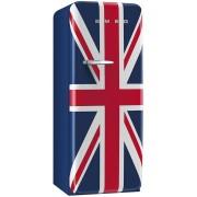 SMEG FAB28RUJ1 retro egyajtós hűtőszekrény - jobbos - angol zászlós