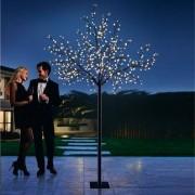 LED Kugellichter-Baum